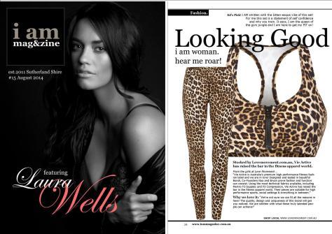 issue 15 love movement promo graphic